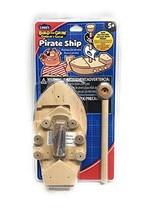 Build and Grow Pirate Ship - $17.56