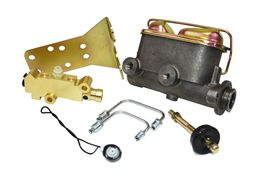 1964-1973 Ford Mustang Manual or Power Master Cylinder kit for Disc/Drum image 3