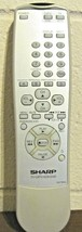 Sharp GA219SA Original TV Remote 27F640, 27F641, 32F640, 32F641, CU27F641 Works - $11.99