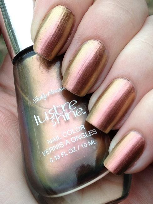 Sally Hansen Lustre Shine Iridescent Nail and 44 similar items