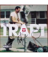 TRAPT Autographed 12 x 12 double-sided cardstock poster - $49.95