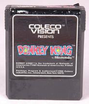 DONKEY KONG Atari Game Cartridge-Video Game~Vintage 1982-Coleco Vision-Nintendo - $5.80