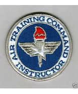 USAF AIR TRAINING COMMAND INSTRUCTOR PATCH: MD10-1 - $4.00