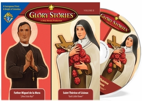 Vol 2 st. therese of lisieux   saint miguel de la mora of the knights of columbus