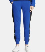 DKNY Sport Colorblocked Logo Joggers Size M - $35.32