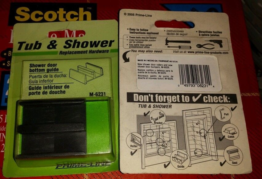 Prime Line Tub And Shower Replacement Hardware - Shower Designs