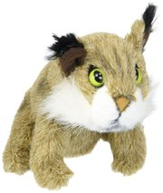 Folkmanis Mini Bobcat Finger Puppet - $8.46