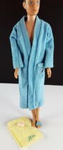 Ken 784 Terry Togs 1961 Robe, Towel, Briefs, Soap 1 Slipper Barbie Clothing - $19.79