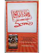 EVERYBODY WANTS SOME!! 11 x 17 Soft Promo Music Record Store Poster  - $7.95