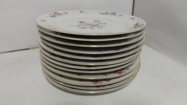 """Craftsman China Made in Occupied Japan Vintage 12 PCS Plates 10 1/8"""" -CA388 - $89.09"""