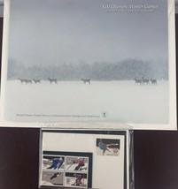 USPS 1980 XIII Olympic Winter Games Lake Placid, New York Feb 13-24 - $11.30