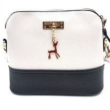 2018 Hot Women's Handbags Leather Fashion Small Shell Bag With Deer Toy ... - $14.94