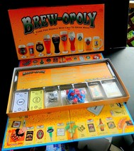 Brew Opoly Board Game--Complete - $20.00