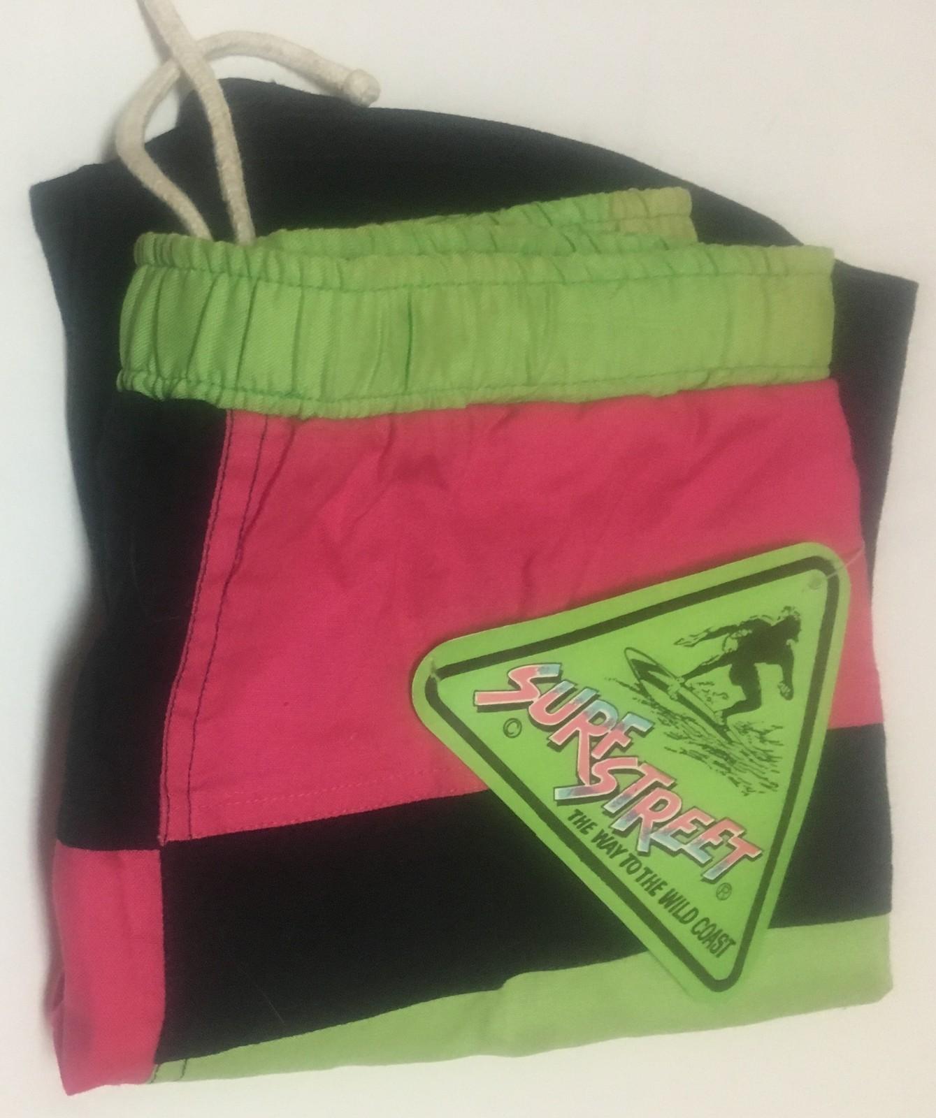 Surf Street Boy's Swim Shorts Sz 10