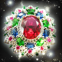 HAUNTED RING QUEEN WITCH'S THE RICHEST WITCH WEALTH ABUNDANCE OOAK MAGICK POWER  - $8,877.77