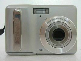 Polaroid i533 5.0MP Digital Camera - Silver - $26.00