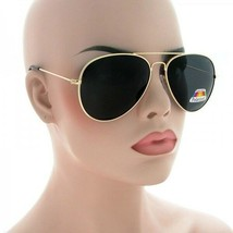 New Polarized Aviator Sunglasses for Men and Women –UV 400 Pilot Style G... - $11.11