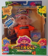 Playmates Totally Troll Crystal LaShred #152520 Series 2 NIB - $39.11