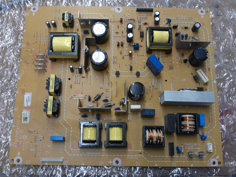 A21UAMPW-002 A21UFMPW Power Supply Board From Emerson LC501EM3 LCD TV