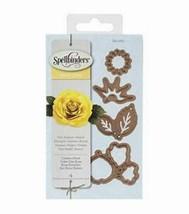 Spellbinders Die D-Lites Create a Rose Die Set #S2-067
