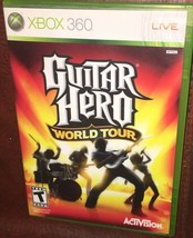 Guitar Hero: World Tour (Microsoft Xbox 360, 2008) Ships Free - $12.18