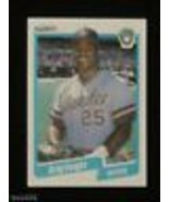 24 LOT 1990 FLEER GREG VAUGHN BREWERS ROOKIE CARD MINT U.S.A - $8.19