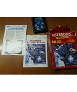 Asteroids Atari 2600 Complete in box - $7.43