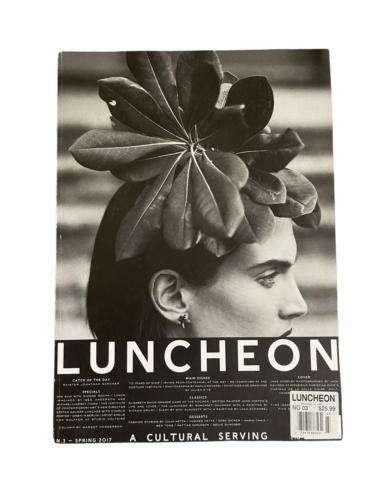 Luncheon Magazine : Spring 2017