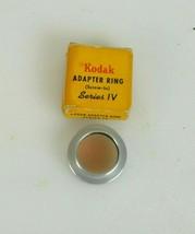 Kodak Series IV 4 43mm Threaded Screw-in Adapter Ring - USED X640 - $8.07