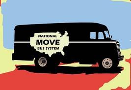National Bus System Truck - Art Print - $19.99+