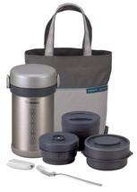 Zojirushi SL-NCE09 Ms. Bento Stainless-Steel Vacuum Lunch Jar - $34.16