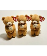 Ty Beanie Baby Hope praying bear with Gasport error in swing tag Extreme... - $12,375.00