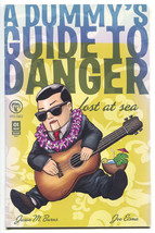 Dummy's Guide To Danger Lost At Sea 1 Viper 2008 FN Jason Burns Ron Chan - $3.49
