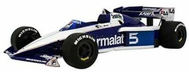 Aoshima Bunka Kyozai 1/20 BEEMAX series ?27 Brabham BT52B 1983 year Model Car - $104.96