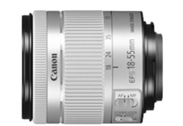 Canon EF-S 18-55mm F4-5.6 IS STM Camera Lens Silver -Bulk Package image 2