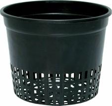50pcs 5 Inch Heavy Duty Mesh Pot Net Cup Basket Hydroponic Aeroponic Pla... - $58.26