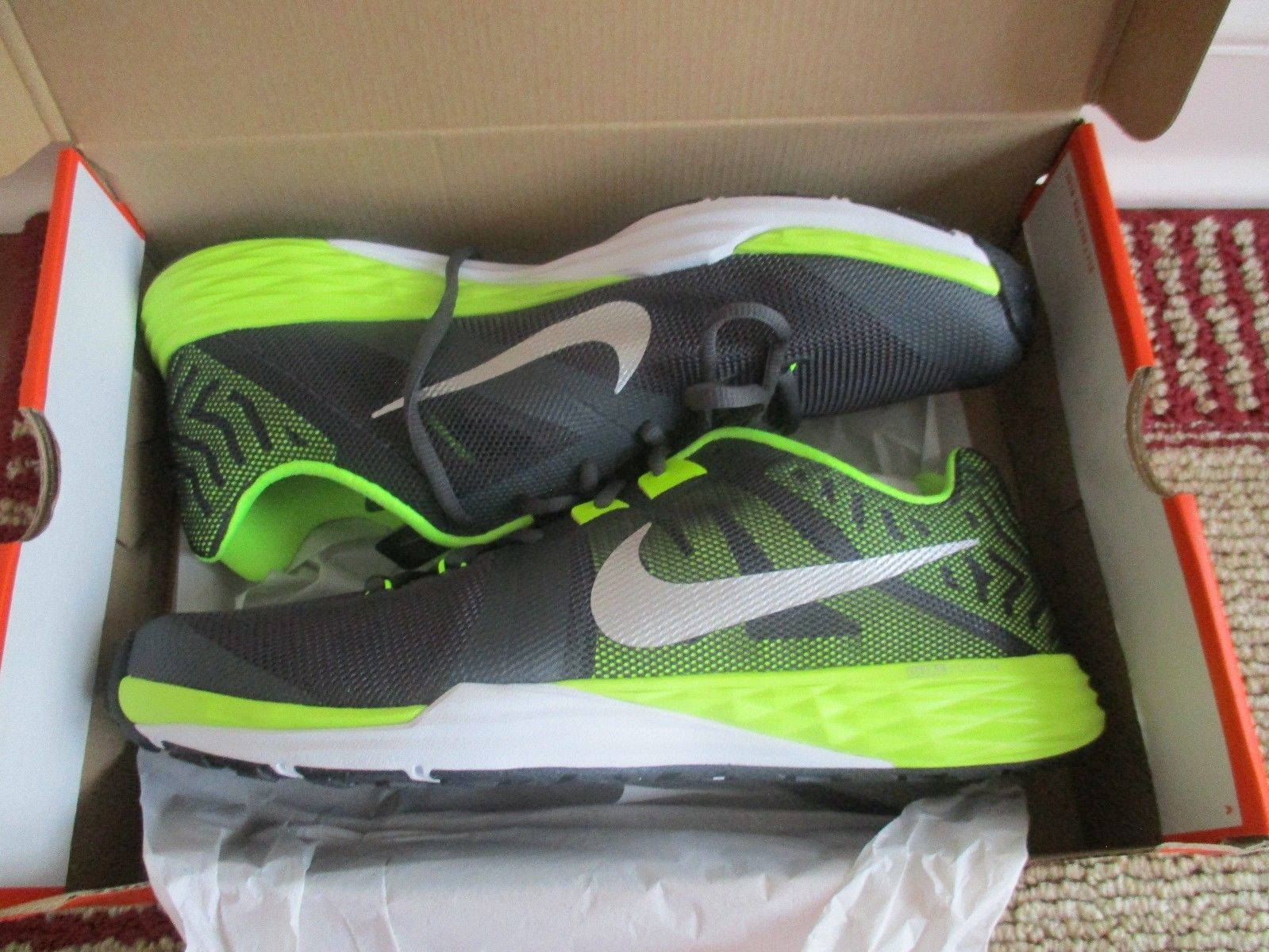 Primary image for BNIB Nike Train Prime Iron DF Training Shoes, Men, Size 11, Style 832219