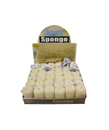 Body Sponge Countertop Display / 36.ct - $58.78