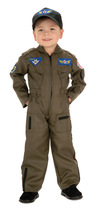 Air Force One Fighter Pilot Toddler | Boy's Costume , 2T - 4T , Free Shi... - $40.00