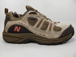 New Balance 646 Size 12.5 2E WIDE EU 47 Mens Walking Shoes Brown MW646BR