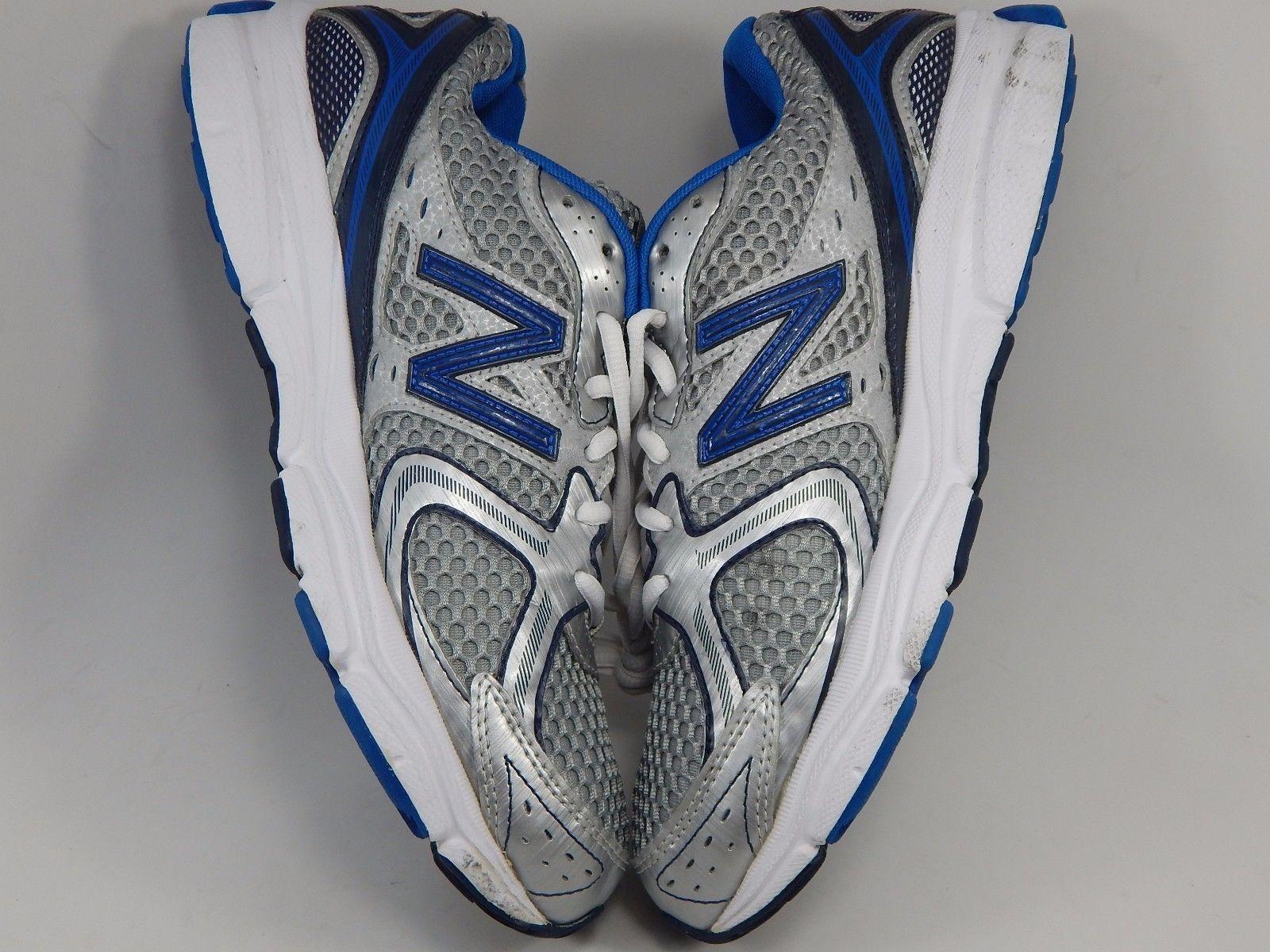 New Balance 580 v2 Men's Running Shoes Size US 9.5 M (D) EU 43 Silver M580SB2