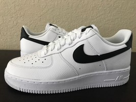 new style 5145d 17f57 NIKE W AIR FORCE 1   39 07 WHITE BLACK 315115 152 US WMNS