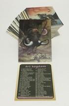 Arthur (Art) Suydam Fantasy Art Trading Cards Complete Set 90x Cards FPG 1995 - $11.95