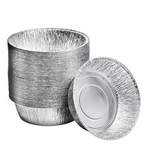 10-Inch Aluminum Dutch Oven Liner Pans 20 Count Cake Pan and Extra Deep ... - $31.34