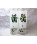 Pair of Vintage St. Augustine, FL souvenir iced tea glasses - $7.99