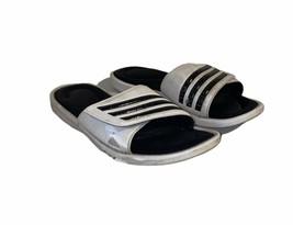 Adidas Women's size 8 Slides - $11.88