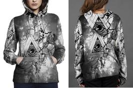 Iluminati Women's Zipper Hoodie - $49.80+