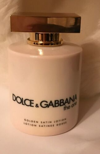 The One for Women Dolce & Gabbana   Perfumed Body Lotion 6.7 oz -  Boxless