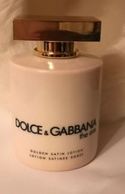The One for Women Dolce & Gabbana   Perfumed Body Lotion 6.7 oz -  Boxless - $38.40