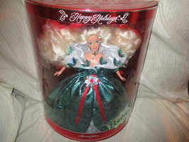 Mattel 1995 Happy Holidays Special Edition Barbie  - $39.99